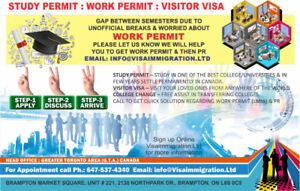 VISA IMMIGRATION- SETTLE IN CANADA