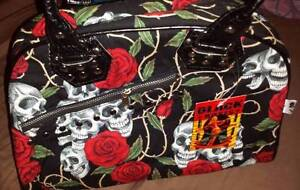 Skulls & Roses Handbag. AMAZING BARGAIN!! Valley View Salisbury Area Preview