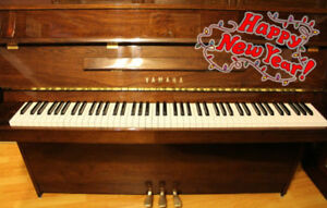 Yamaha C108 Upright Piano (1990)