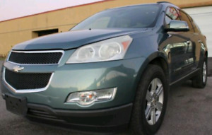 2009 Chevy Traverse 2LT  7 seater AWD SUV