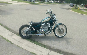 1998 VS 800 Intruder bobber need gone !!