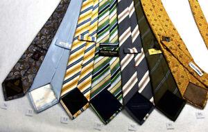 FIRST CLASS NECKTIES! Zegna, Etro, Brioni, Boss, Armani +++