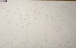 WILSONART QUARTZ COUNTERTOP - WHITE & GREY