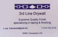 3rdlinedrywall