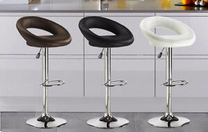 Bar stools, chairs -  Contempoaray bonded leather