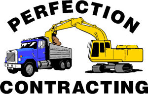 PERFECTION CONTRACTING HIRING TRUCK DRIVER