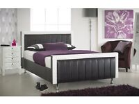 Double dulex bed and memory foam