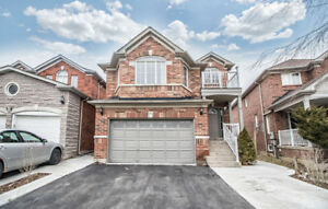 Absolutely Stunning 4+2 Bedroom House for Sale in Brampton!