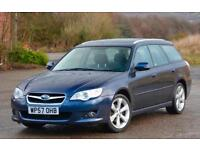 2008 Subaru Legacy 2.0 RE Sports Tourer 5dr (leather)