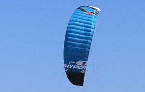 Kiteboarding '18 Ozone Hyperlink 9m Foil Kite