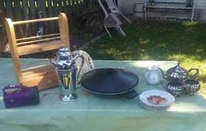 Selection of household items Cambridge Kitchener Area image 1
