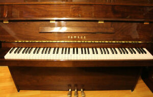 Yamaha C108 Upright Piano built in 1990