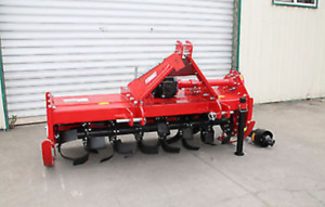 "Brand new Heavy duty 80"" rototiller all gear driven"