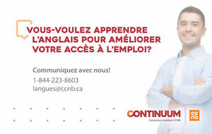Formation ANGLAIS langue seconde