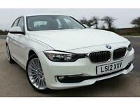 2012 BMW 3 Series 320d Luxury 4dr Step Auto SALOON Diesel Automatic