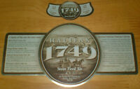 Halifax 1749 ale label set- Maritime Brewing, Halifax NS