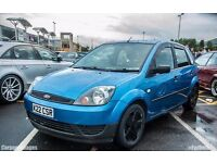"Ford Fiesta zetec 15"" alloys"