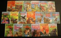 GREAT ILLUSTRATED CLASSICS* SERIES BOOKS BY VARIOUS AUTHORS