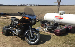1982 Honda Gold Wing Interstate 1100 For Sale