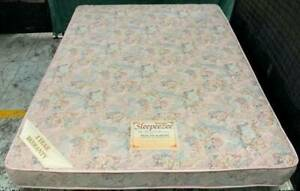 Excellent spring queen bed mattress only for sale#26. Delivery availab