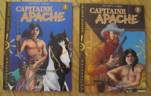 BANDES DESSINEES - CAPITAINE APACHE