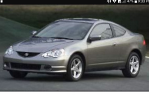 Acura Rsx Hood Buy Or Sell Used Or New Auto Parts In Toronto GTA - Acura rsx hood