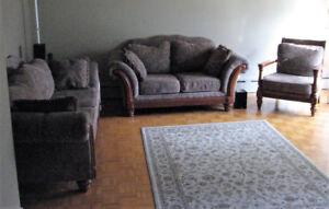 Sofa set. Faites une offre!