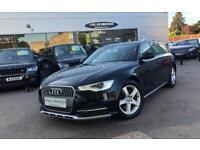 2012 Audi A6 Allroad Quattro 3.0TDiV6 245 STron Diesel black DualClutch
