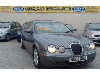 2005 (05) JAGUAR S-TYPE SE TYPE * 2.7 TURBO DIESEL * AUTOMATIC * LOOK *