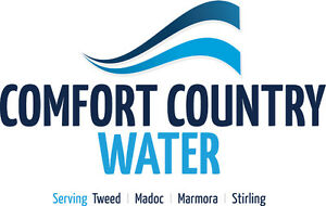 Hard Water?  Iron? Sulphur? Comfort Country Water can help