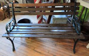 Garden Bench/ Park Bench