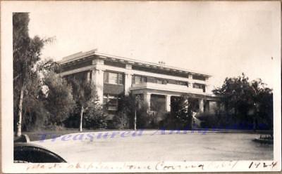 1924 Covina California Masonic Orphans Home Childrens Orphanage Photo Photograph