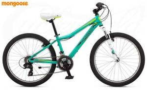 """Mongoose Rockadile 24"""" Girls (Blue) 2018 RRP $399 Concord West Canada Bay Area Preview"""