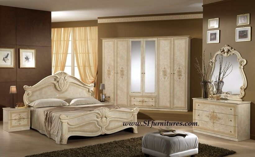 Italian Bedroom Furniture set, Italian Furniture lounge, Italian ...