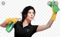 Openings for residential or commercial cleaning