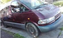 1993 Toyota Tarago Wagon $700 ONO Lambton Newcastle Area Preview