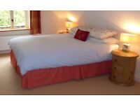 King size Divan bed, including 2 drawers