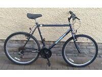 "Bike/Bicycle. GENTS PRO BIKE "" EXPLORER "" MOUNTAIN BIKE"