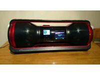 Pioneer STEEZ dancing boombox