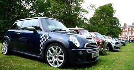 Mini Cooper S John cooper works checkmate edition JCW 2006 petrol Immaculate Car Reluctant Sale