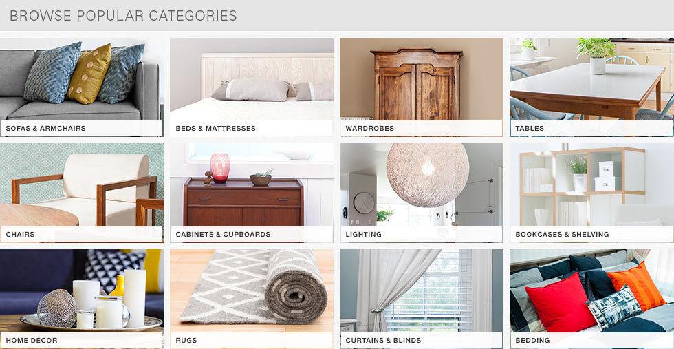 Furniture Homeware Furniture Sofas Home Decor Ebay