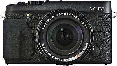 Fujifilm X-E2 Mirrorless Digital Camera w/ 16-50mm f/3.5-5.6 OIS Lens (Black)