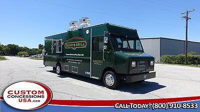 Custom Food Truck-brand New Equipment-food Catering Truck- Call 8884188855