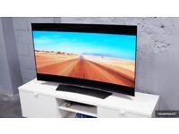 LG OLEDC6V 55INCH 3D UHD HDR CURVED