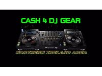 looking to buy pioneer mixer and decks or traktor s8 controller