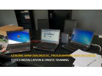 BMW dealer equipment ICOM ISTA training for workshops