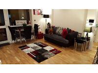 Designer Rug Modern with Contour Pattern Grey / Black / Red 120 x 170 cm