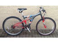 "Bike/Bicycle.GENTS APOLLO "" OUTRAGE "" MOUNTAIN BIKE"