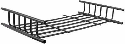 ROKIOTOEX Universal Roof Rack Cargo Carrier Basket Extension Car Top For SUV 21""