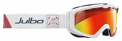 Julbo Orbiter II White Snowtiger lens Skiing Goggles Photochromic Lens